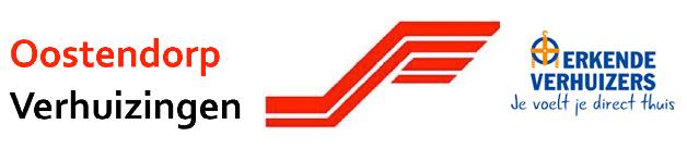 Oostendorp Verhuizingen Logo